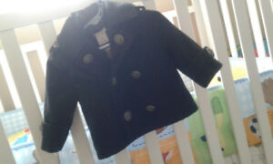 $20 * Baby's  Peacoat 3-6months.