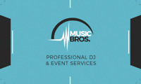 Music Bros. DJ and event services