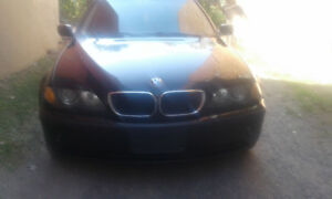 2002 BMW 325 xi 3-Series Berline