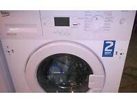 (ex display) Beko Integrated 8kg Washing Machine WMI61241