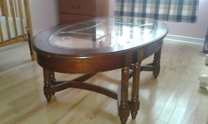 Table basse et table de coin