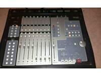 TascamFW-1884 FireWire Audio/MIDI Interface and DAW Control Surface