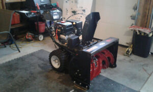 Snowblower Mastercraft