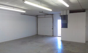 1465 sq.ft Warehouse off Yellowhead 121 & 121 A st