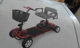 Mobility Scooter - make -Aerolite/Plus