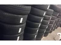 High quality part worn tyres - Free Fitting Limehouse