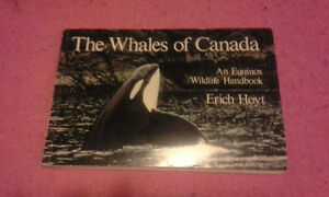The Whales Of Canada Book for Sale
