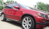 04 BMW X5 4.8 is SUV, Crossover