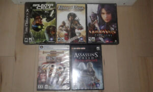 PC games $10 each PICK UP ONLY