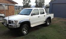 2001 Toyota Hilux Denman Muswellbrook Area Preview