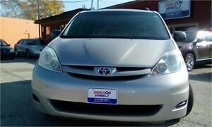 Toyota Sienna - FINANCE @ 29.99% APR FOR 24 MONTHS OR $8,000+TAX