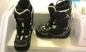 Firefly snowboard boots (mens size 9)