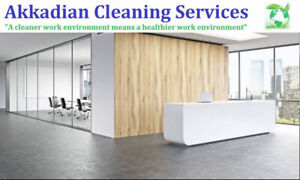 COMMERCIAL / OFFICE  / JANITORIAL CLEANING SERVICES
