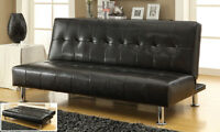 THE ARTeFAC COLLECTION | Convertible Leather Sofa  | ON SALE !