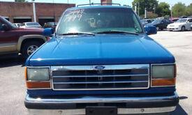1st Gen Ford Explorer front end wanted (1991-1994 model)