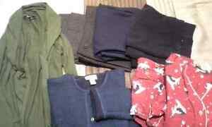 Large Clothing Lot Size Large
