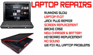 Any Computer/ Laptop/ Mac Issue Fixed , 90 DAY WARRANTY! London Ontario image 1