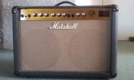 MARSHALL JTM30 2 x 10 COMBO VALVE GUITAR AMPLIFIER Newcastle 2300 Newcastle Area Preview