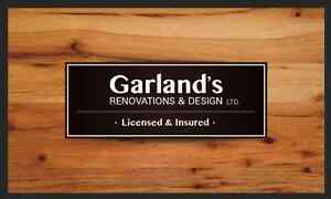 Garland's Renovations & Design