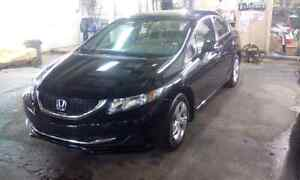 2013 Honda Civic Automatic