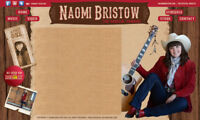 NAOMI BRISTOW The Yodeling  Cowgirl