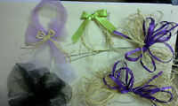 Wedding decor for Apple Green and Lavender wedding $25.00