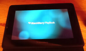 Blackberry Playbook 64 GB with accessories