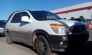 2002 Buick Rendezvous CXL w/1SD Versatility Pkg SUV, Crossover
