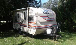 """Compact Camper That Sleeps """"6"""""""