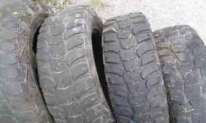 Kumho road venture mt's. Lt265/70r17 Kawartha Lakes Peterborough Area image 6