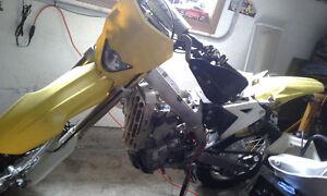 2010 Suzuki RMX 450 Z rm rmz street legal