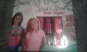 Bead & braid hair styler