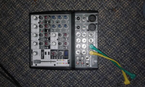 Xenyx 1002FX Mixer by Behringer