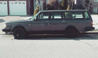 Volvo 240 Wagon Manual, trade for manual 240 Sedan or BMW E30