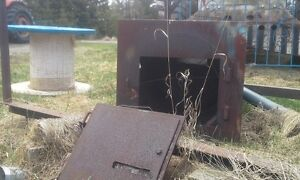 Steel Fire Stove