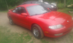 1994 Mazda MX6 (Reduced)