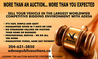 PUBLIC AUCTION February 17th, 2015