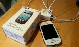 Samsung galaxy Y Neo open to any network dual sim