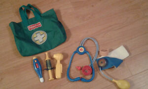 Fisher Price Doctor's Kit Belleville Belleville Area image 1