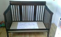 Crib (transform into double bed)