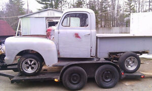 WANTED 1948-1952 FORD TRUCK FRAME