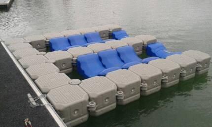 Double Jet Ski / Tinny Dry Dock Pontoon
