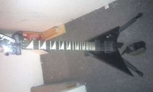 Jackson RR3 for sale or trade for 5 string bass.