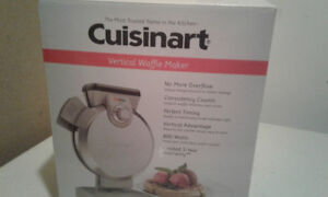 Brand new waffle maker still in box
