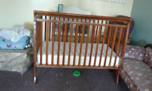 Two good as new baby cribs for sale. New were around $400.00