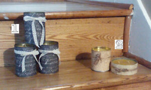 Natural Soy & Beeswax Candles