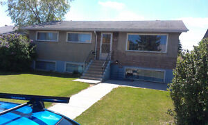 2 bedroom basement suite in house, separate entrance
