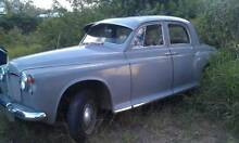 Vintage Car- Rover P4-90- perfect for restoration_Side project Red Hill Brisbane North West Preview