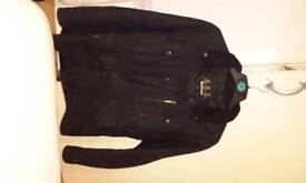 Mens S Barbour jacket worn once