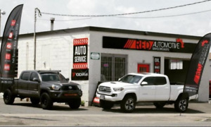 Automotive Repairs -Financing Repair - Tires & Wheels